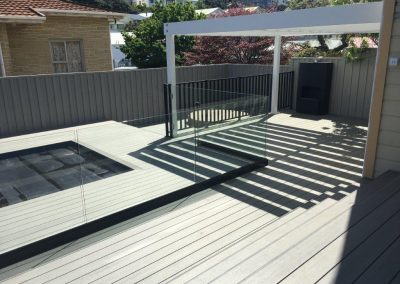 Indepth builders ltd decks and stairs